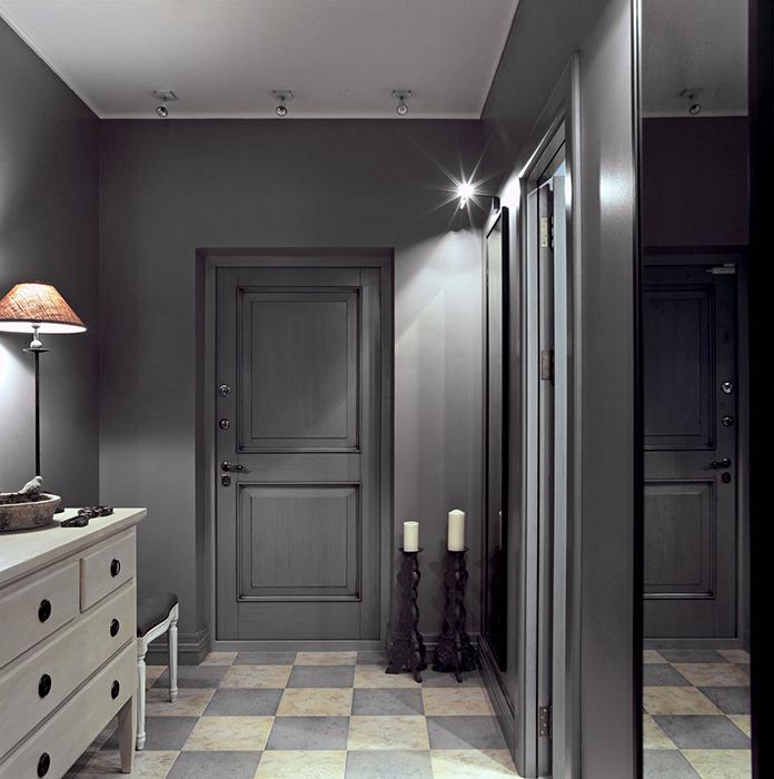 Квартира. холл из проекта , фото №30022