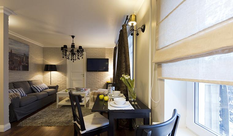 Фото № 30047 гостиная  Квартира