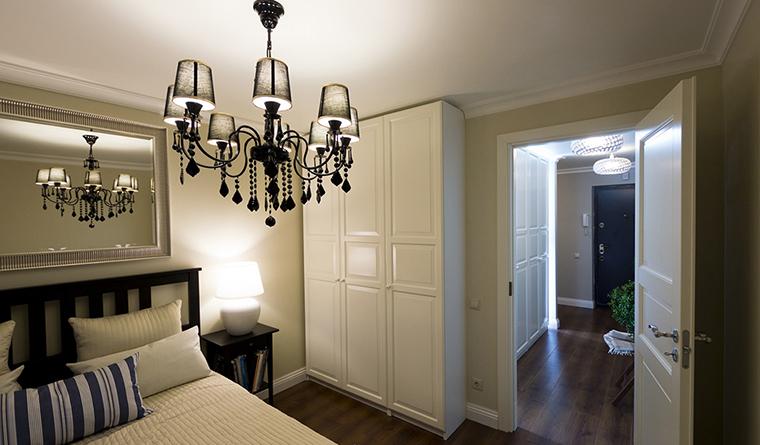 интерьер спальни - фото № 30042