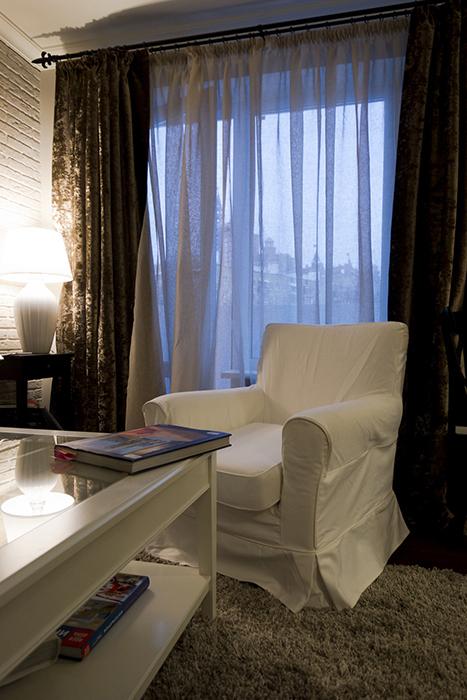 Фото № 30039 гостиная  Квартира
