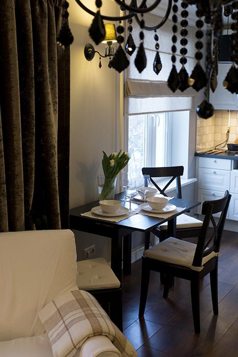 Фото № 30048 кухня  Квартира