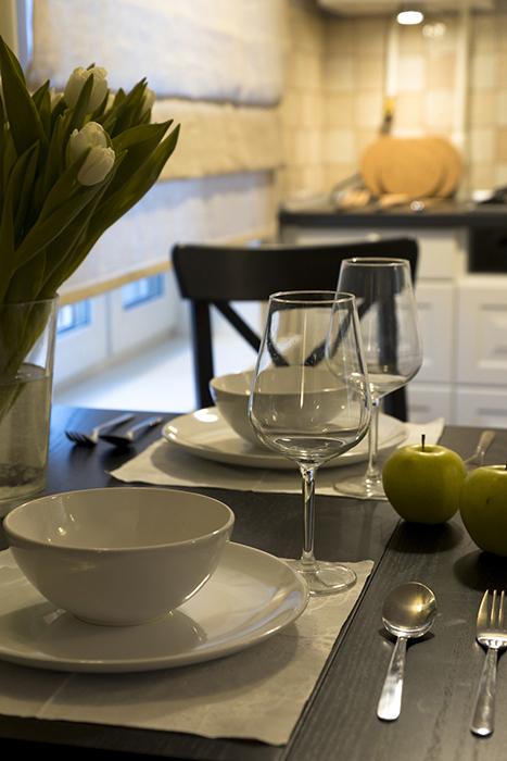 Фото № 30049 кухня  Квартира
