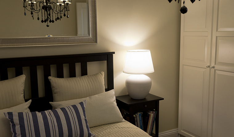 интерьер спальни - фото № 30044