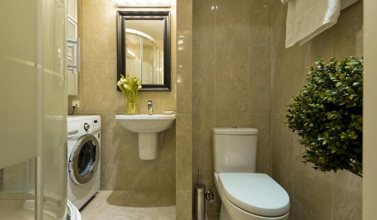 Фото № 30050 ванная  Квартира