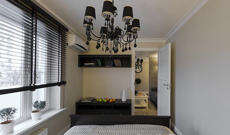 Фото № 30041 спальня  Квартира