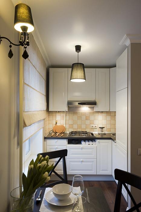 Фото № 30040 кухня  Квартира