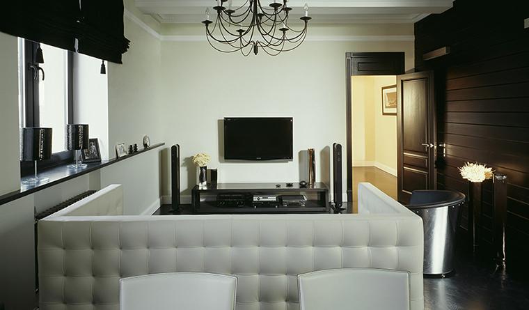 Фото № 30128 гостиная  Квартира
