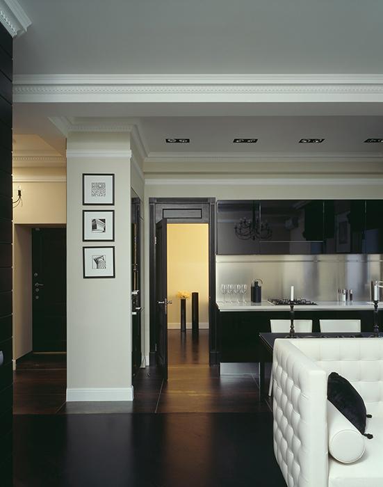 Фото № 30130 кухня  Квартира