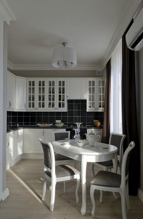 Квартира. кухня из проекта , фото №30231