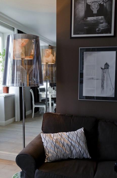 Квартира. гостиная из проекта , фото №30224