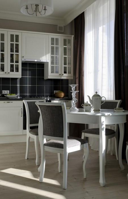 Квартира. кухня из проекта , фото №30228