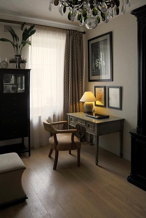 Квартира. гостиная из проекта , фото №30252