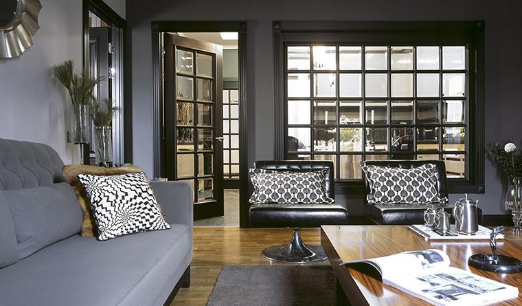 интерьер гостиной - фото № 30261