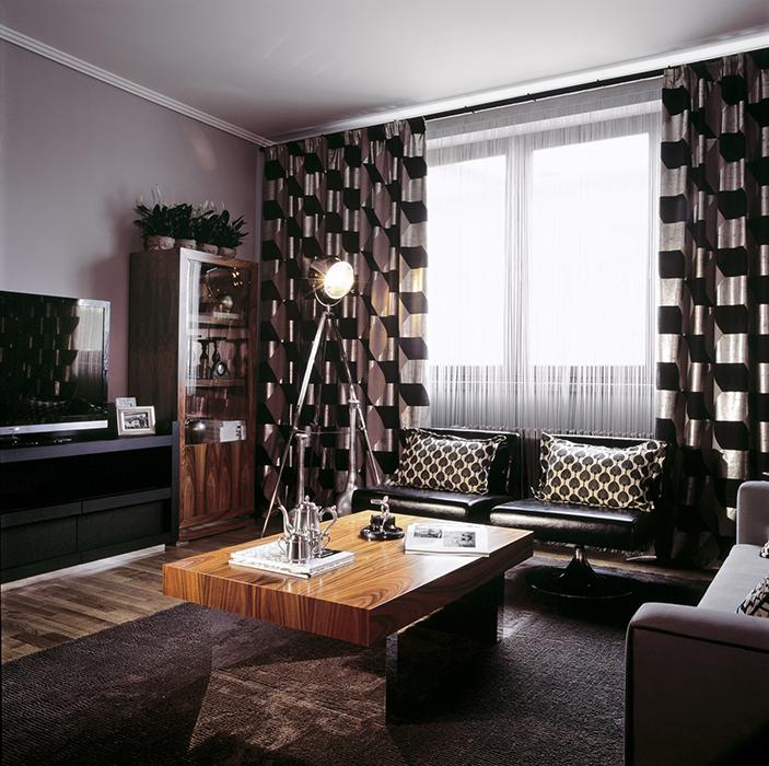интерьер гостиной - фото № 30262
