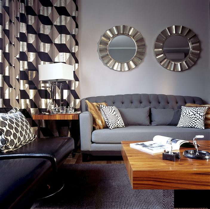 интерьер гостиной - фото № 30263