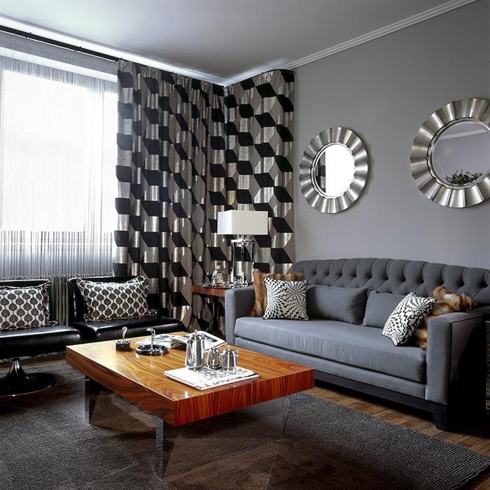 интерьер гостиной - фото № 30264