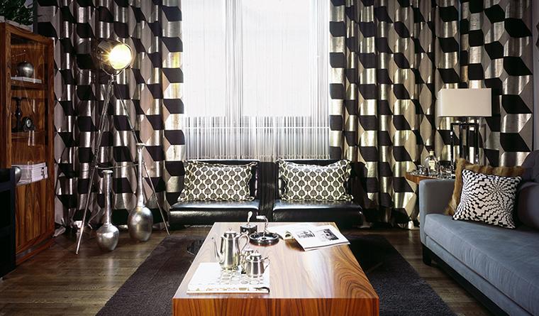 интерьер гостиной - фото № 30265