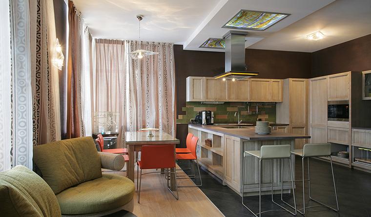 интерьер кухни - фото № 30308