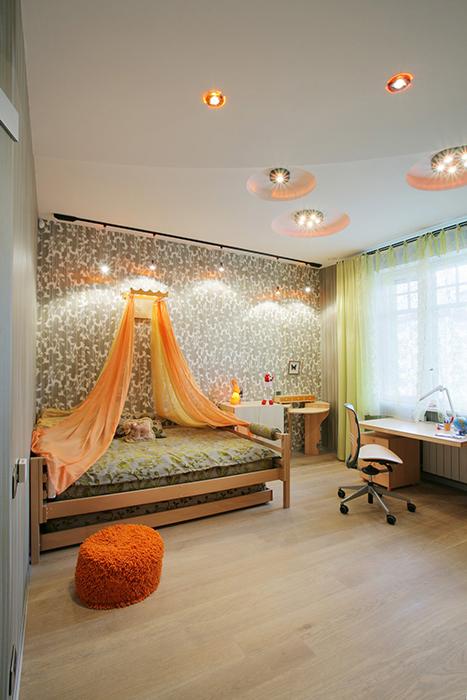 Фото № 30312 детская  Квартира