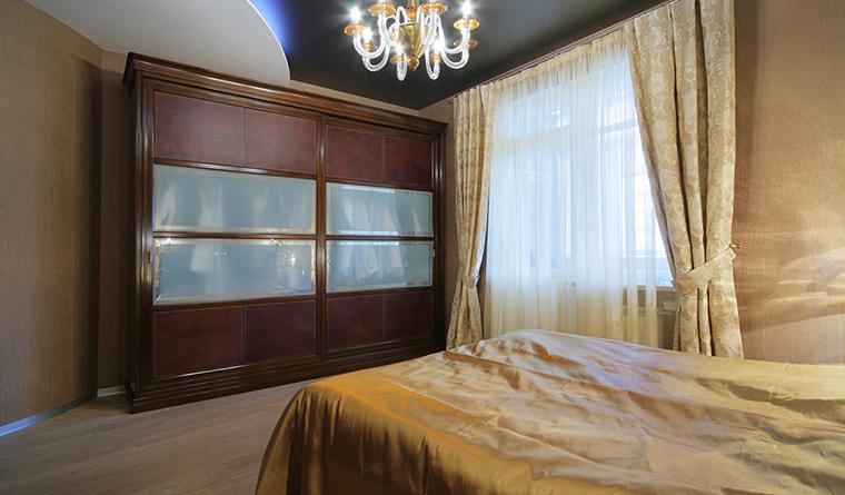 Фото № 30311 спальня  Квартира