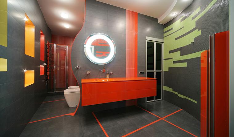 Фото № 30314 ванная  Квартира