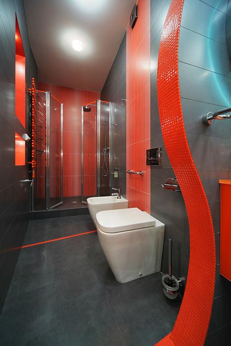 Фото № 30317 ванная  Квартира