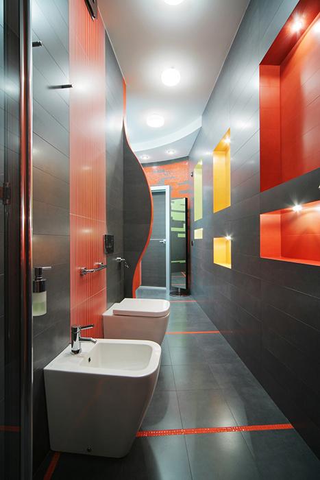 Фото № 30318 ванная  Квартира