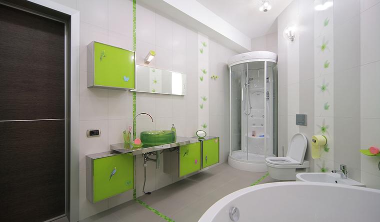 Фото № 30319 ванная  Квартира
