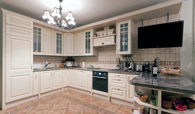 интерьер кухни - фото № 30379