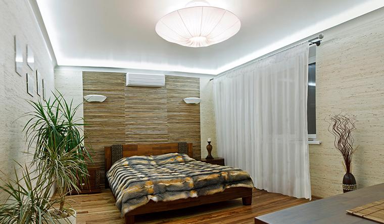 Фото № 30382 спальня  Квартира