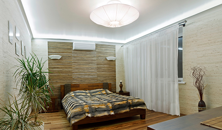 интерьер спальни - фото № 30382