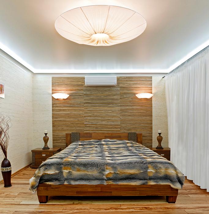 интерьер спальни - фото № 30383