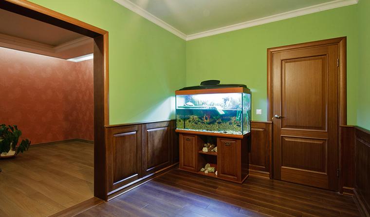 интерьер холла - фото № 30385