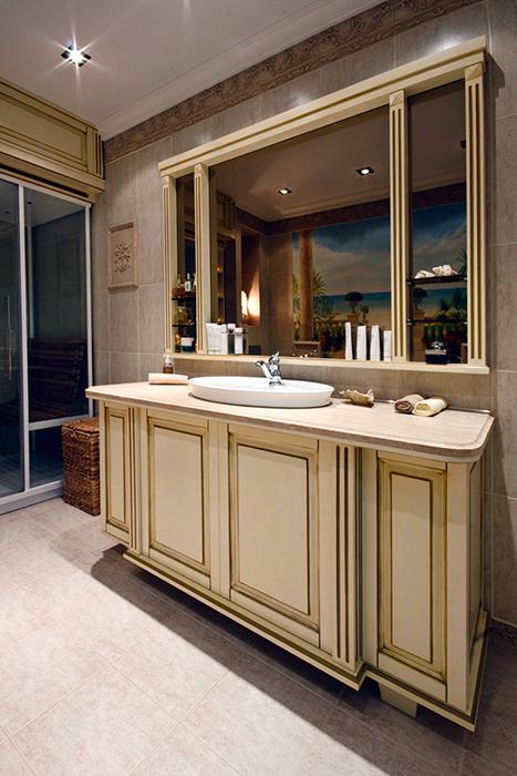 Фото № 30390 ванная  Квартира