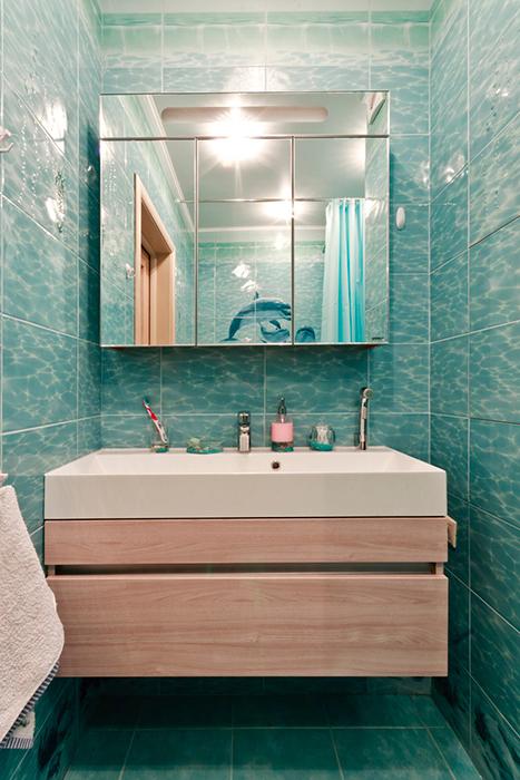 Фото № 30387 ванная  Квартира