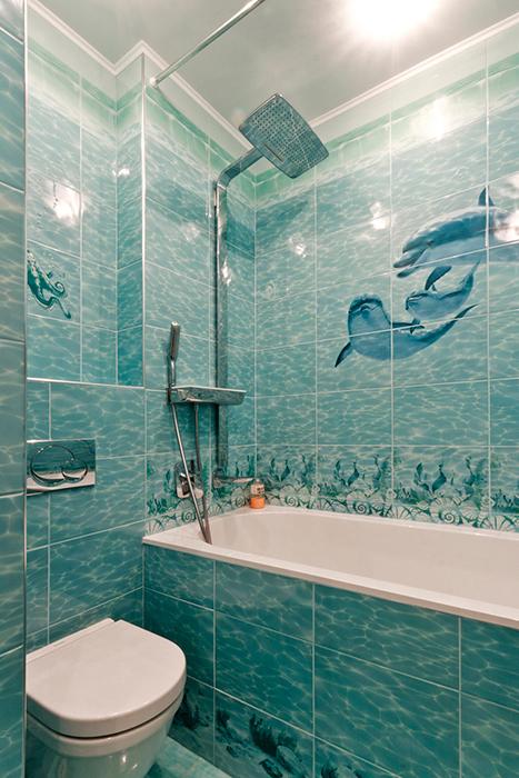 Фото № 30388 ванная  Квартира