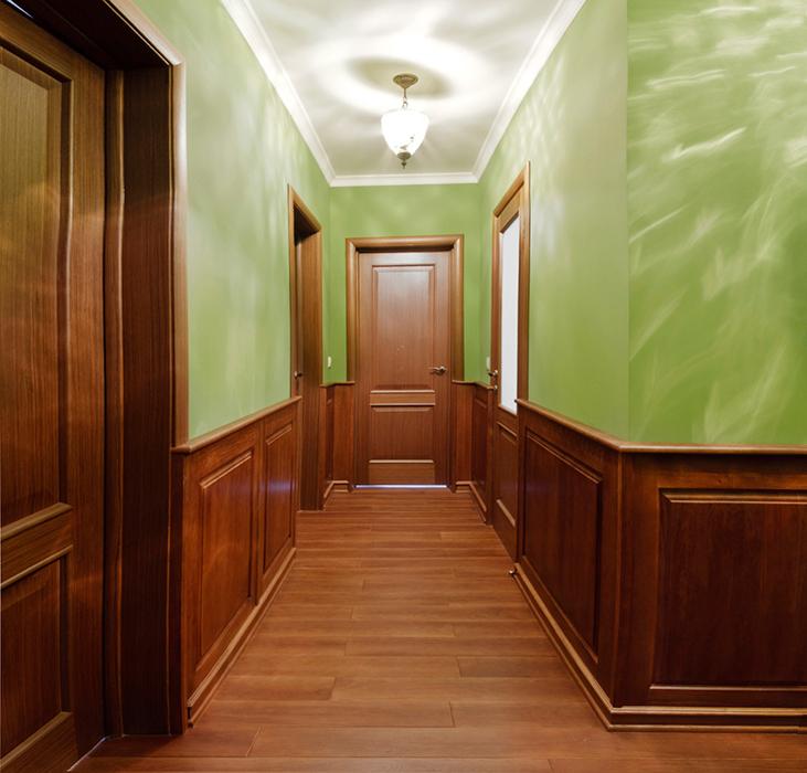 интерьер холла - фото № 30384