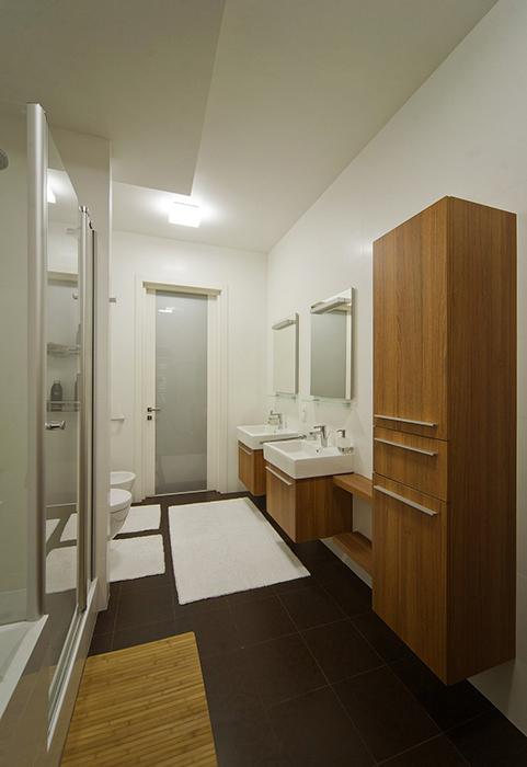 Квартира. ванная из проекта , фото №30474