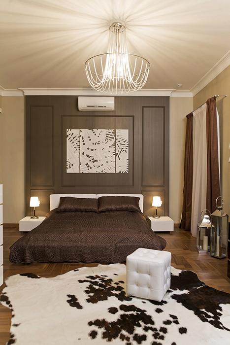 интерьер спальни - фото № 30465