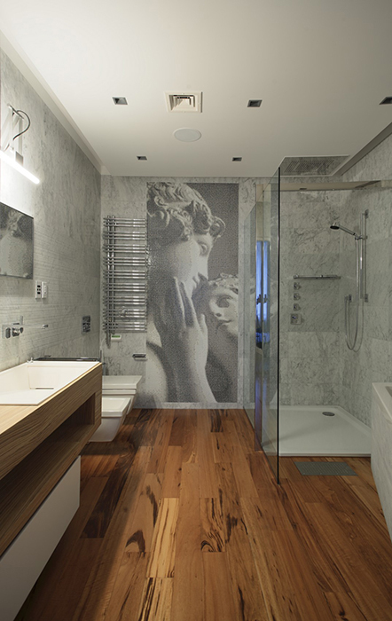 Фото № 30489 ванная  Квартира