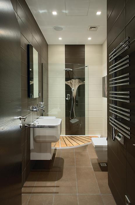 Фото № 30490 ванная  Квартира