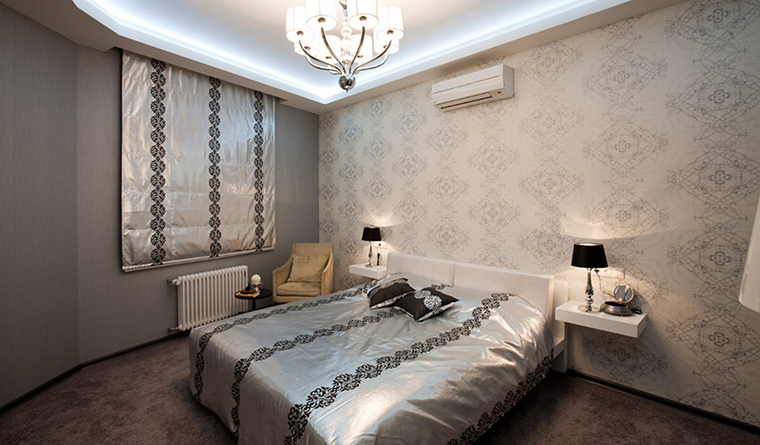 Фото № 30499 спальня  Квартира