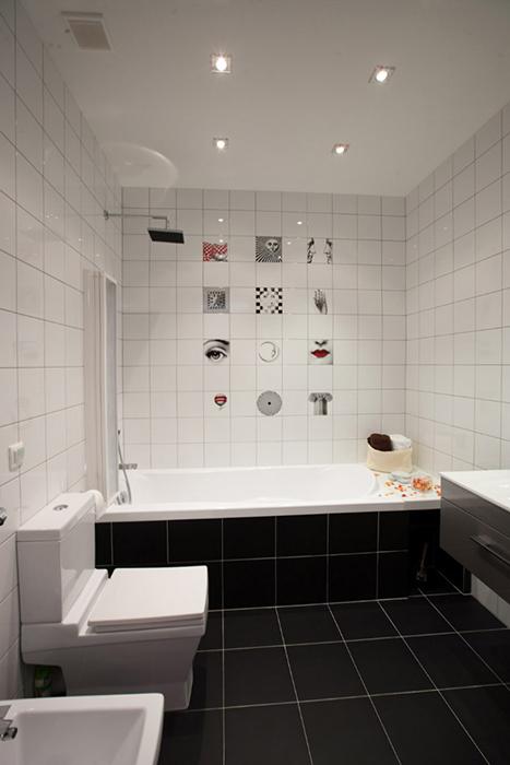 Фото № 30501 ванная  Квартира