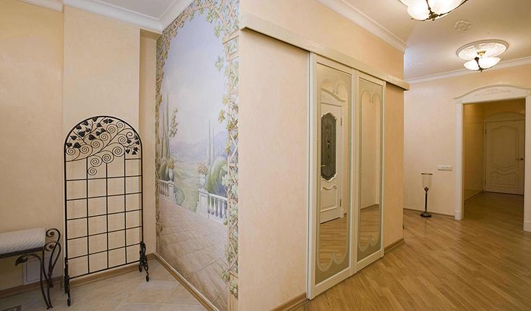 Квартира. холл из проекта , фото №30526
