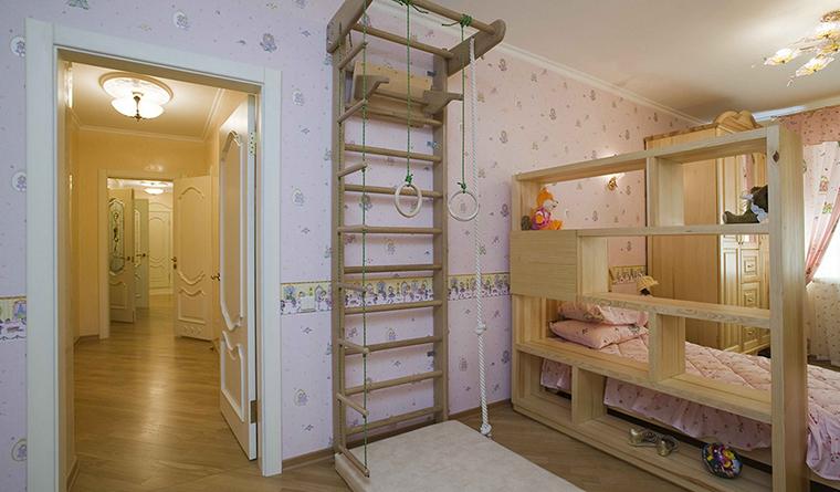 Фото № 30522 детская  Квартира