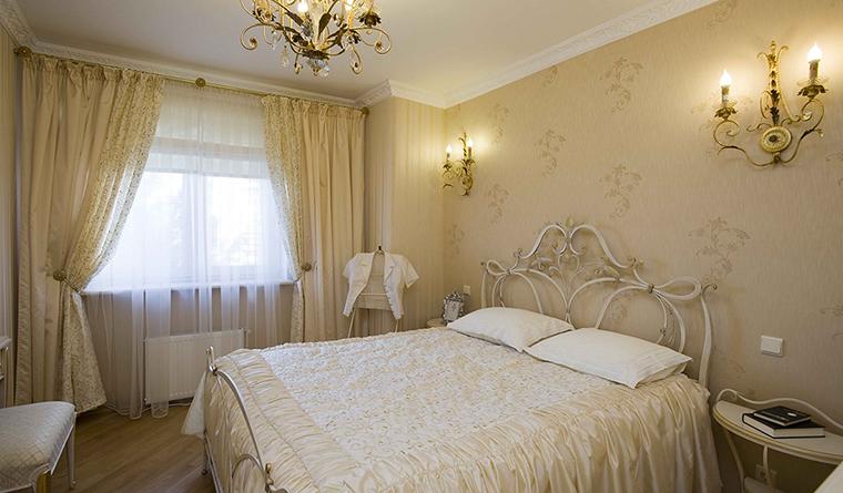 интерьер спальни - фото № 30513