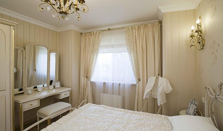 интерьер спальни - фото № 30514
