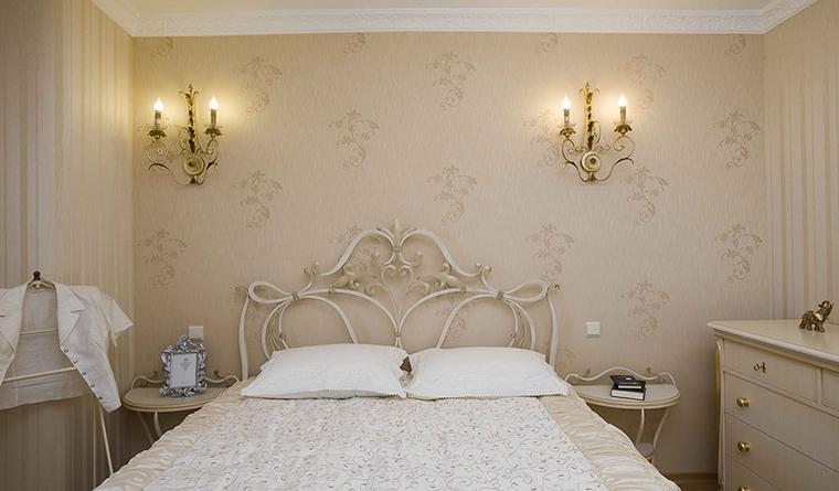 Фото спален в итальянском стиле