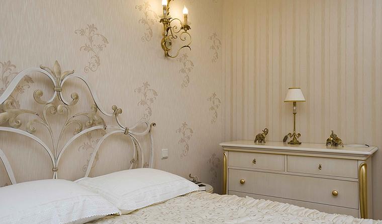 интерьер спальни - фото № 30516