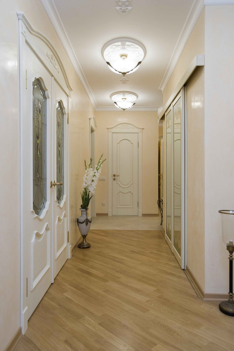 Квартира. холл из проекта , фото №30528